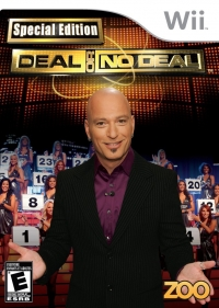 Deal or No Deal - Special Edition Box Art