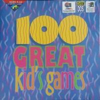 100 Great Kid's Games Box Art