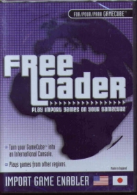 Advanced Gaming Technology FreeLoader Box Art