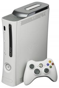 Microsoft Xbox 360 Box Art