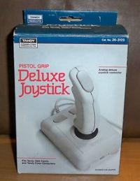 Pistol Grip Deluxe Joystick Box Art