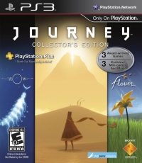Journey - Collector's Edition Box Art