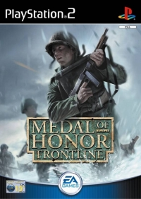 Medal of Honor: Frontline Box Art