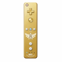 Golden Zelda Wii Remote Plus Box Art