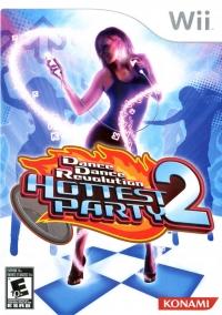 Dance Dance Revolution: Hottest Party 2 Box Art