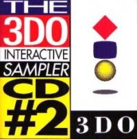 3DO Interactive Sampler #2 Box Art