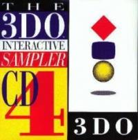 3DO Interactive Sampler #4 Box Art