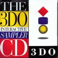 3DO Interactive Sampler Box Art
