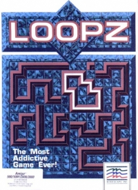 Loopz Box Art
