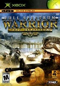 Full Spectrum Warrior: Ten Hammers Box Art