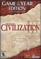 Sid Meier's Civilization III: Game of The Year Edition Box Art
