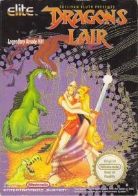 Sullivan Bluth Presents Dragon's Lair Box Art