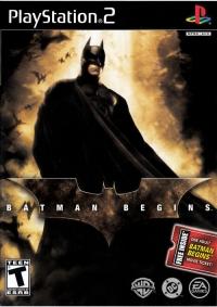 Batman Begins (Free Inside) Box Art