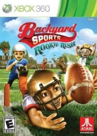 Backyard Sports: Rookie Rush Box Art