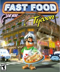 Fast Food Tycoon Box Art