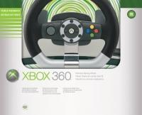 Xbox 360 Wireless Racing Wheel Box Art