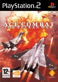 Ace Combat: The Belkan War Box Art