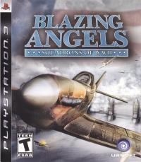 Blazing Angels: Squadrons of WWII Box Art