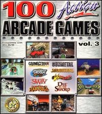 100 Action Arcade Games: Vol. 3 Box Art