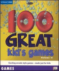 100 Great Kid's Games: Vol. 2 Box Art