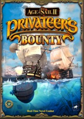 Age of Sail II: Privateer's Bounty Box Art