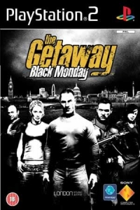 Getaway, The: Black Monday Box Art