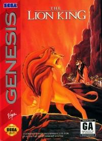 Lion King, The Box Art
