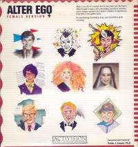 Alter Ego: Female Version Box Art