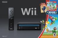 Nintendo Wii - New Super Mario Bros. Wii Box Art