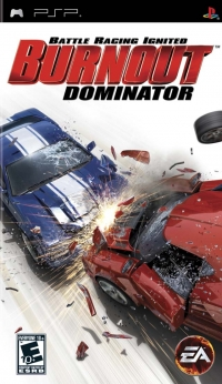 Burnout: Dominator Box Art