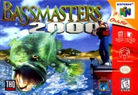 Bassmasters 2000 (gray cartridge) Box Art