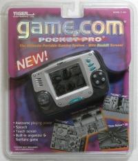Tiger Game.com Pocket Pro Box Art