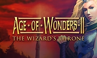 Age of Wonders II: The Wizard's Throne Box Art