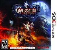 Castlevania: Lords of Shadow - Mirror of Fate Box Art