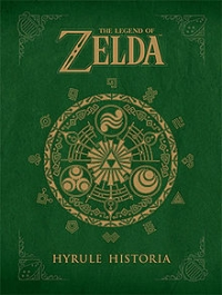 Legend of Zelda, The: Hyrule Historia Box Art