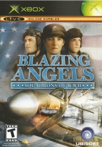 Blazing Angels: Squadrons of WWII Box Art