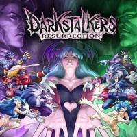 Darkstalkers Resurrection Box Art