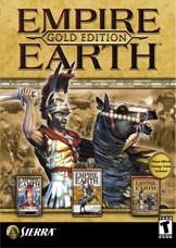 Empire Earth: Gold Edition Box Art