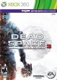 Dead Space 3 - Limited Edition Box Art