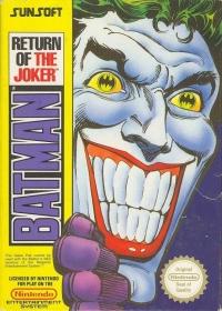 Batman: Return of the Joker Box Art