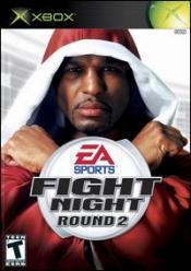 Fight Night Round 2 Box Art
