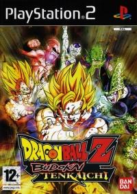 Dragon Ball Z: Budokai Tenkaichi [FI][SE][PT] Box Art