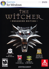 Witcher, The - Enhanced Edition Box Art
