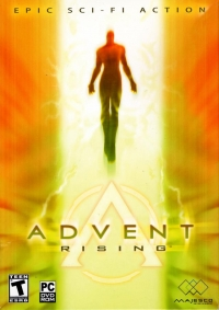 Advent Rising Box Art