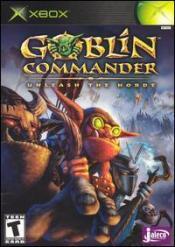 Goblin Commander: Unleash the Horde Box Art
