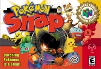 Pokémon Snap - Players Choice Box Art