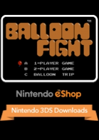 Balloon Fight Box Art