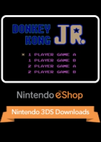 Donkey Kong Jr. Box Art