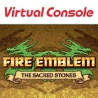 Fire Emblem: The Sacred Stones Box Art
