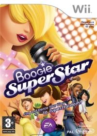 Boogie Superstar Box Art